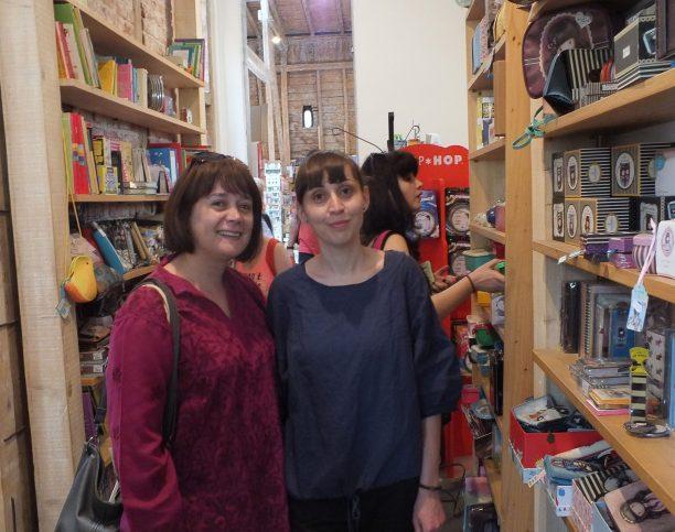Sînziana Popescu & Diana Petruț - PR Cărturești / Teatru radiofonic în culoriTeatru radiofonic în culori