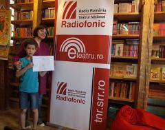Cu Ioan Pavel, câștigătorul concursului de ilustrații / Teatru radiofonic în culori