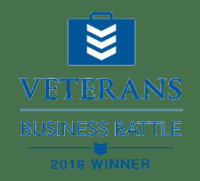 2019 Veterans Business Battle Winner
