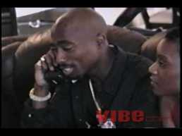 2 pac on the phone