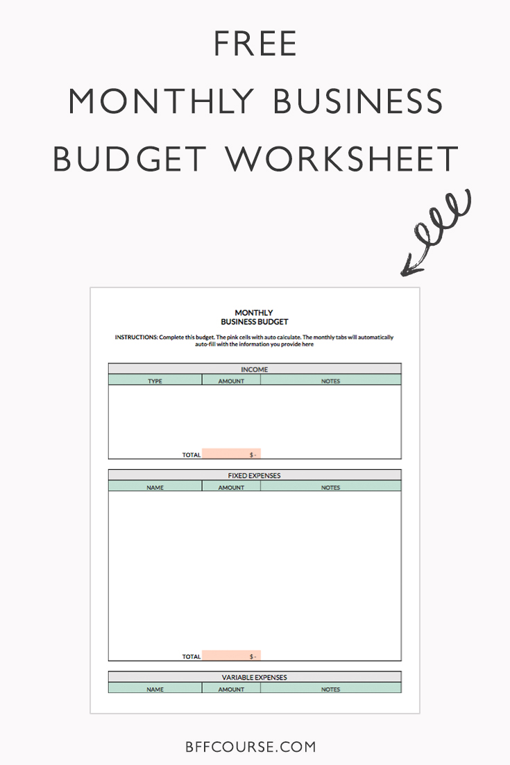 Business budget| Template| How to| Business budgeting| Small Business