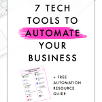 7 Tech Tools to Automate Your Business Finances