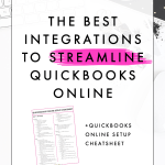The Best Integrations to Streamline QuickBooks Online