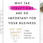 Why Tax Deductions are So Important for Your Business