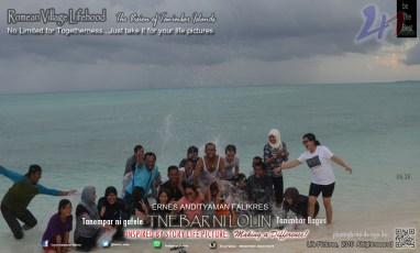 Kegiatan Ikatan Dokter Indonesia Kab. MTB dengan Bakti Sosial Pengobatan Gratis bagi masyarakat Yaru... Saat Relax di Pulau Nukaha