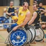 Alba Rollis gegen Hannover United | Rollstuhlbasketball