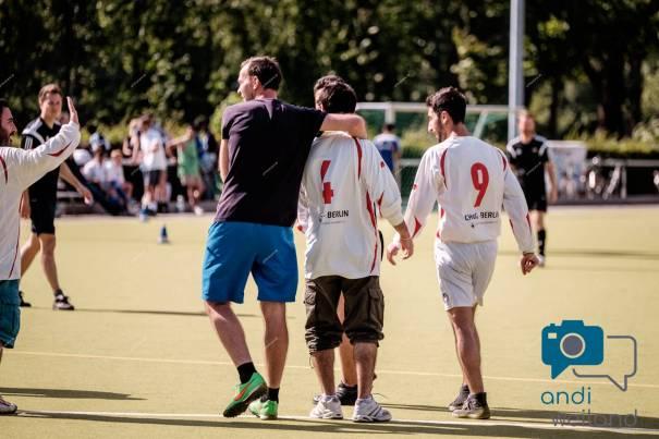 """Bild von dem """"Brot und Spiele Cup 2015"""" in Berlin"""