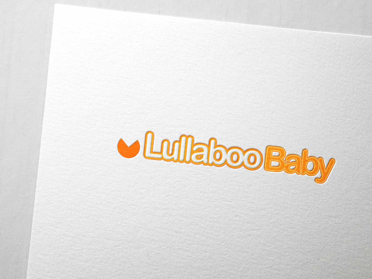 The Lullaboo Baby Logo: By Factory, Digital Agency In Manchester
