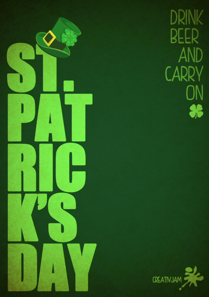 Happy St Patricks Day!: By Factory, Digital Agency In Manchester