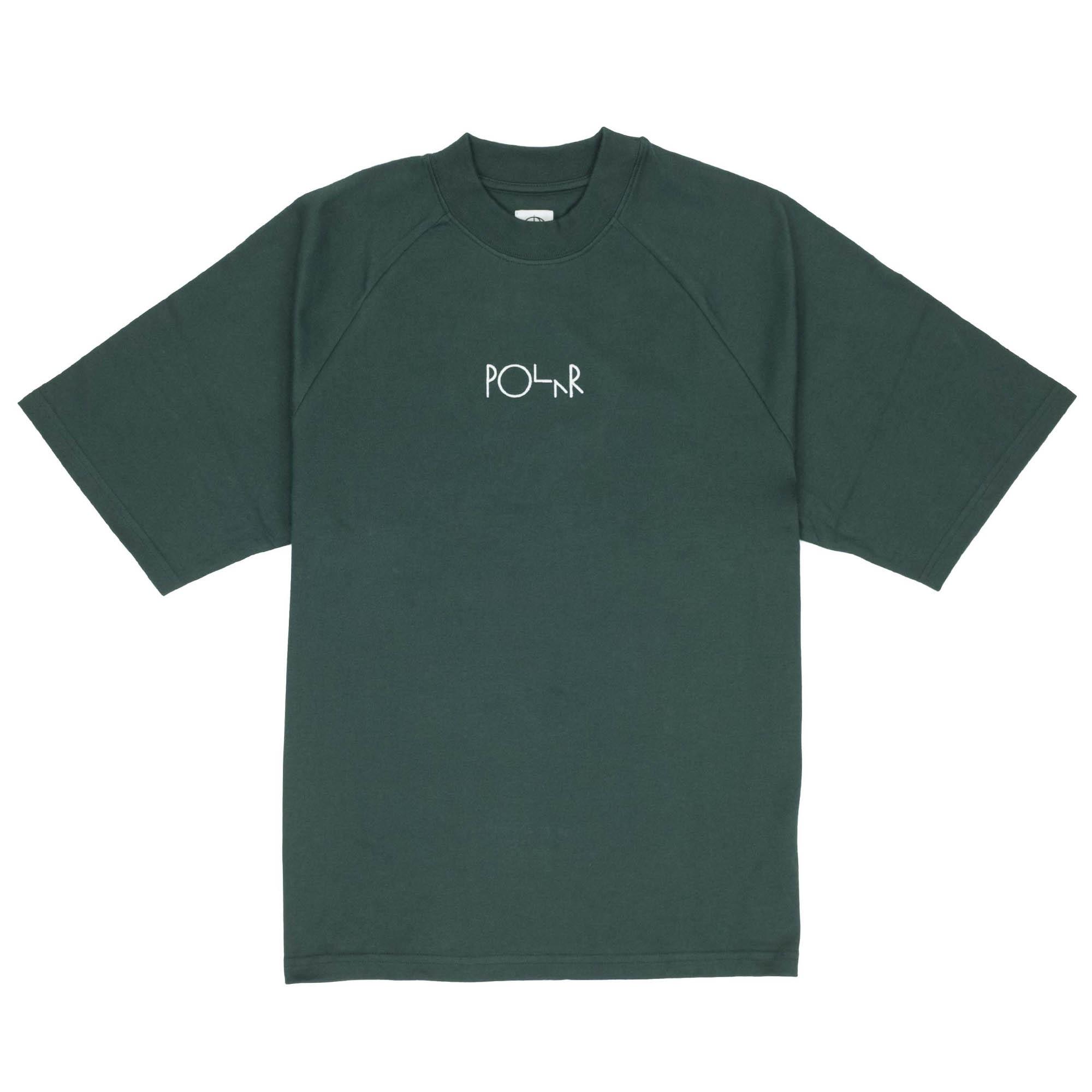 Polar Skate Co. Default T Shirt - Green