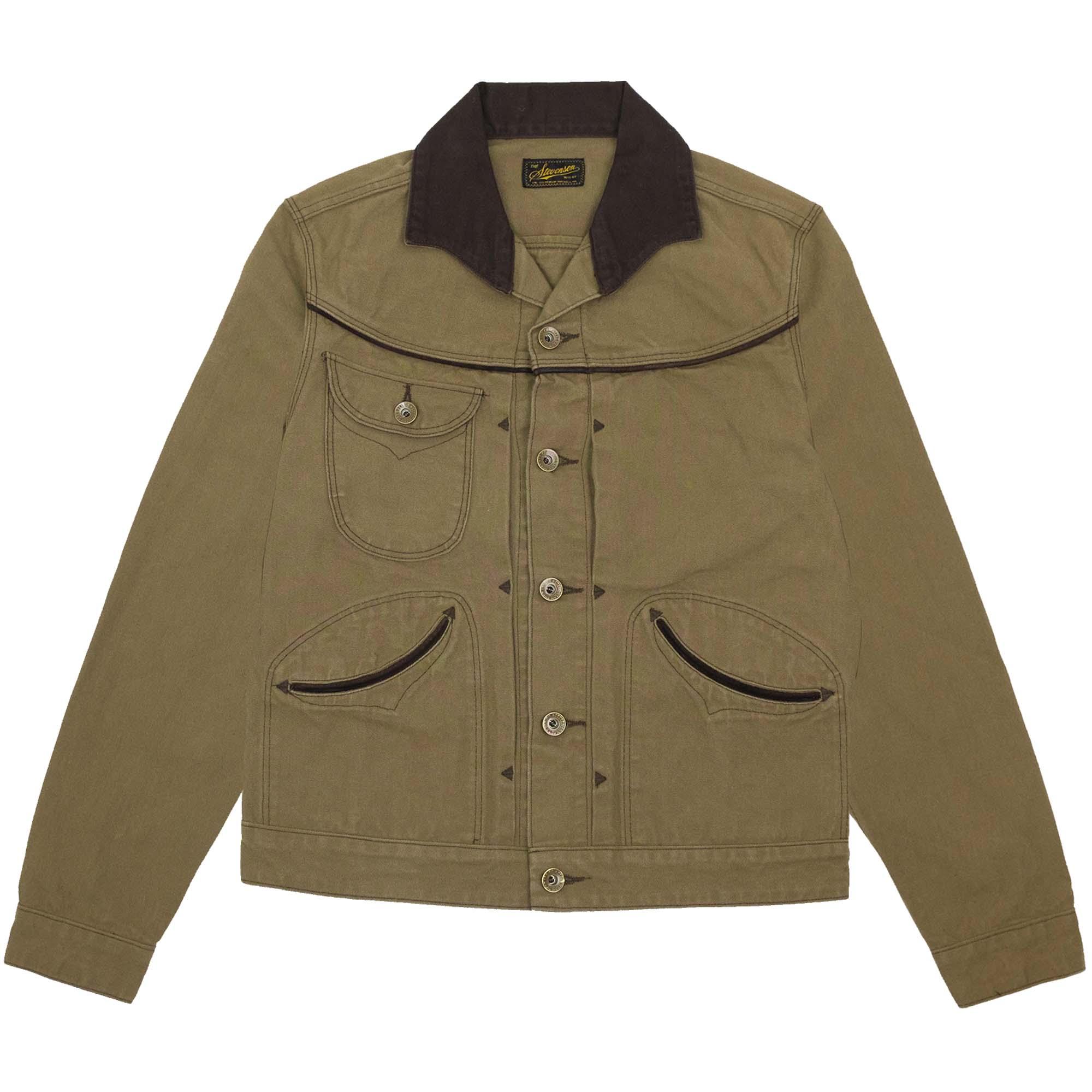 Stevenson Overall Co. Deputy Jacket - Khaki