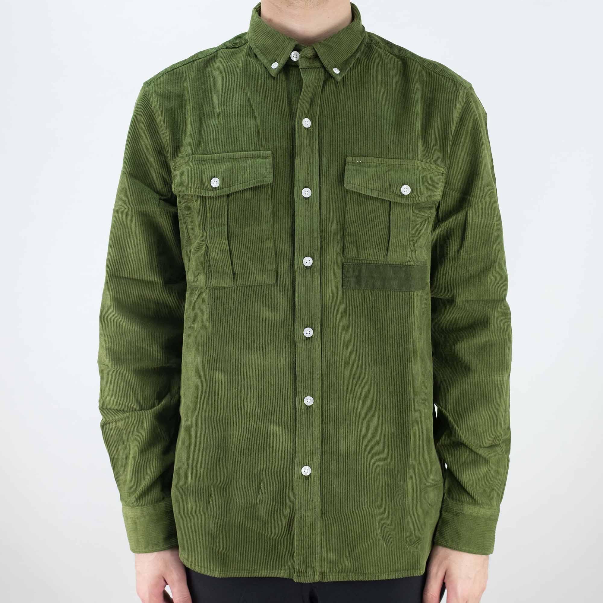 forét Frog Shirt - Army