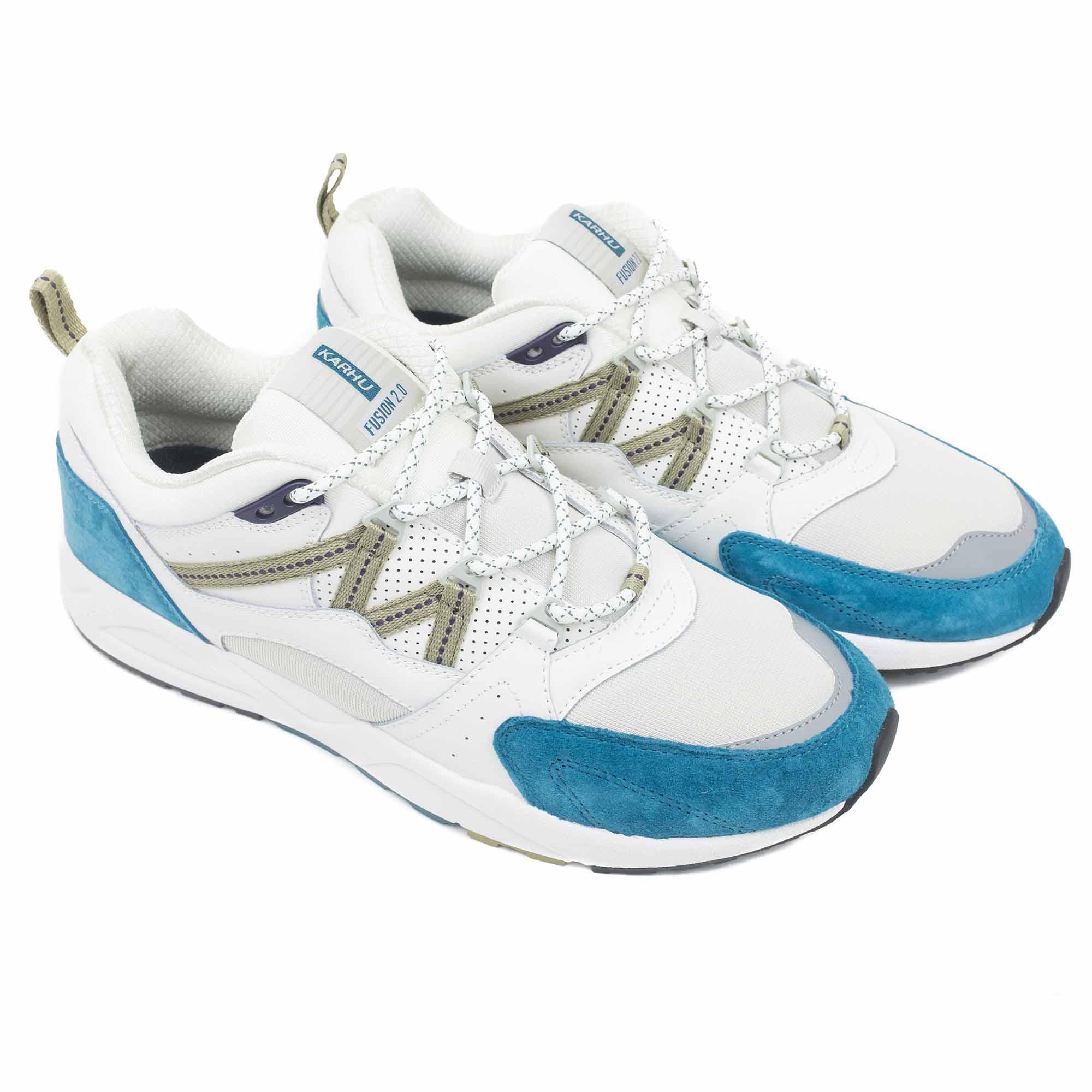 Karhu Fusion 2.0 - Blue Coral/Boa