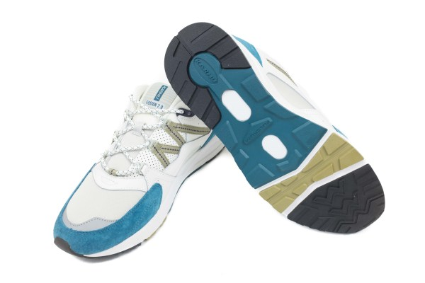 Fulcrum Technology and EVA Midsole