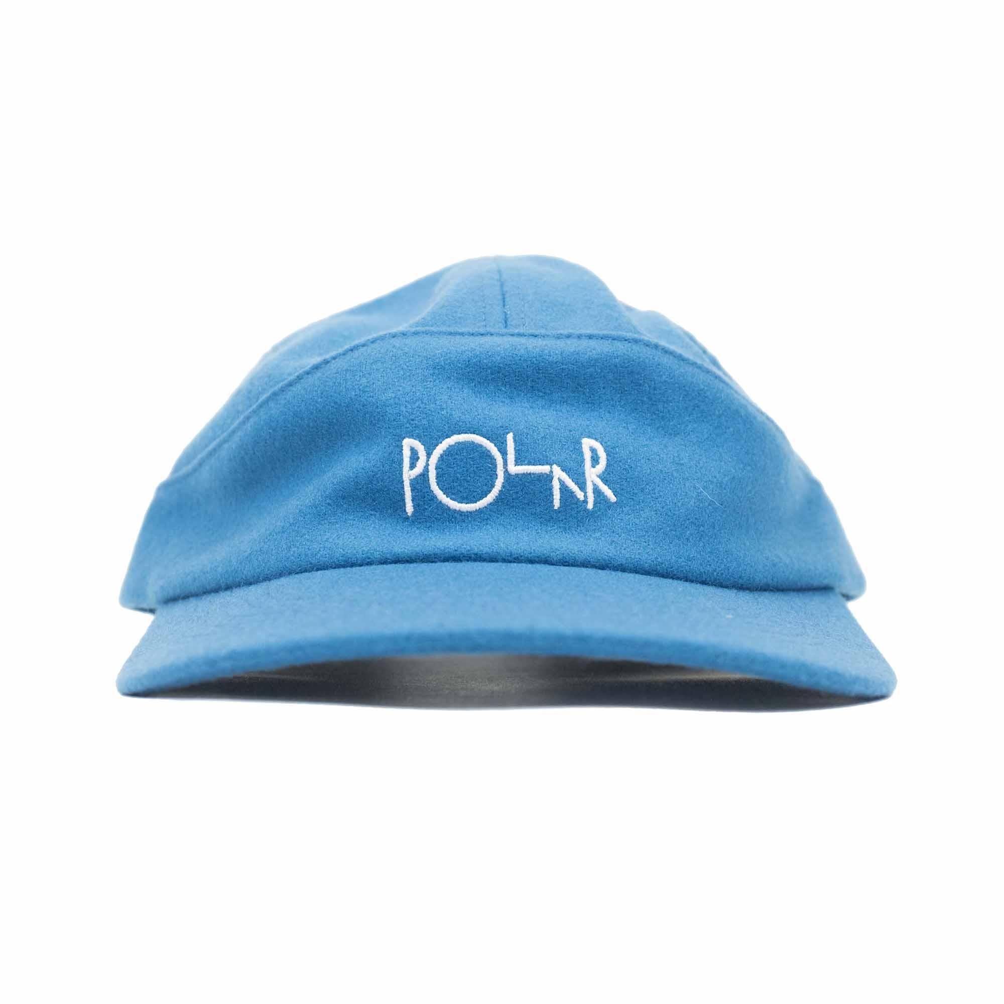 Polar Skate Co. Wool Speed Cap - Mykonos Blue