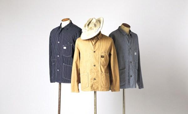 Stevenson Overall Co. Jackets