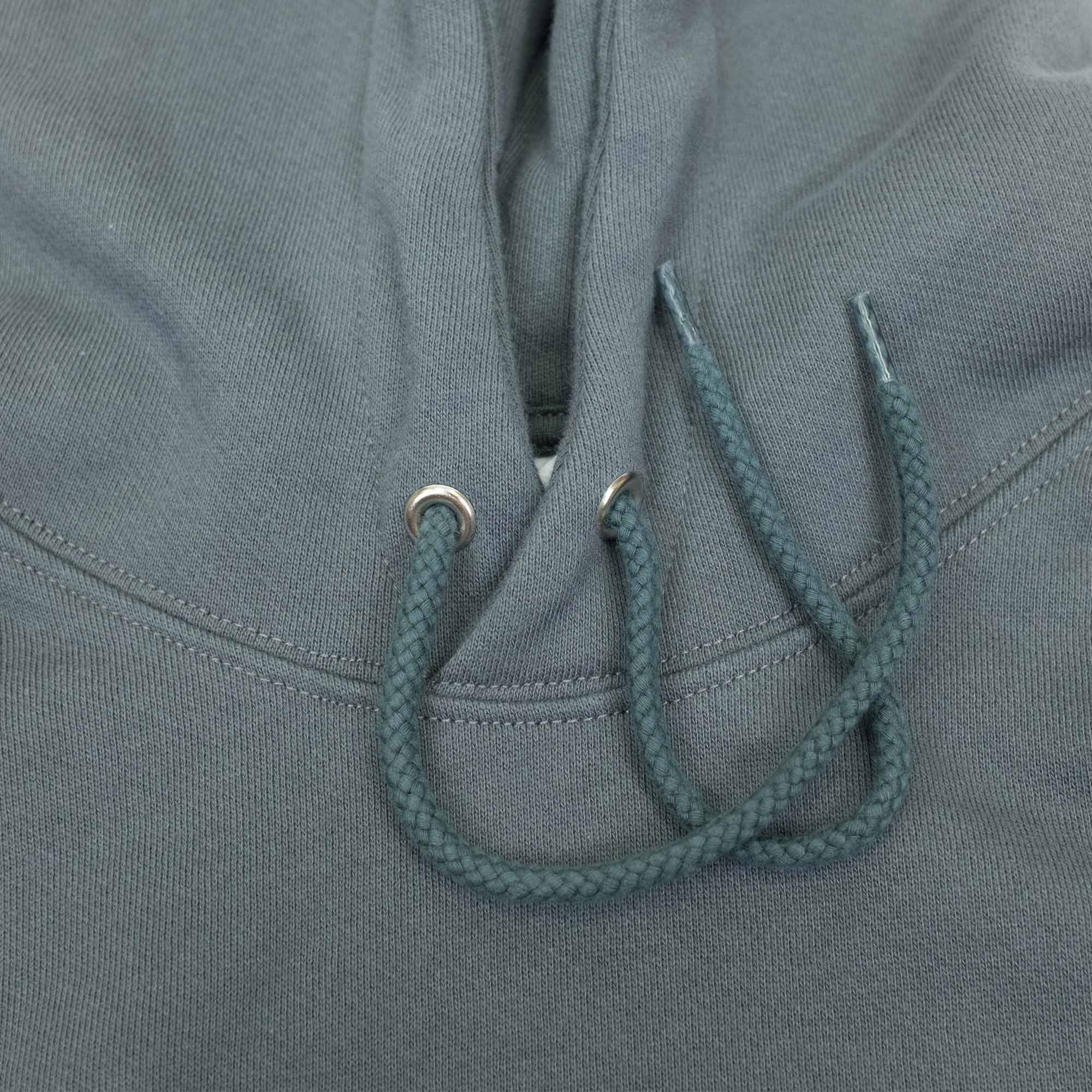 Polar Skate Co. Stroke Logo Hoodie - Grey Green