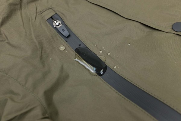 Riot Division DWR coated waterproof