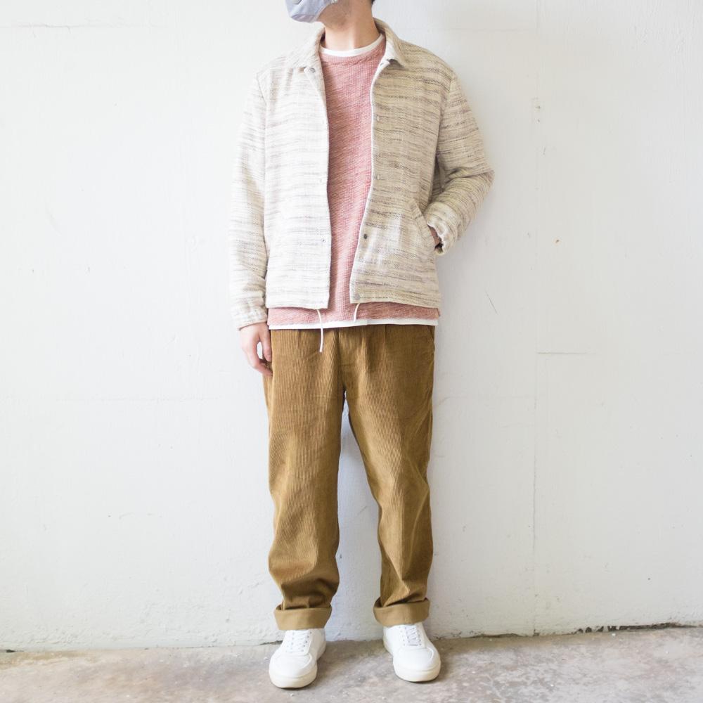 NN07 Overshirt x Folk signal pants