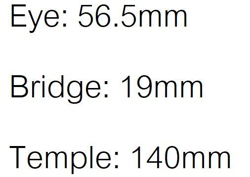 Sun Buddies size guide 5