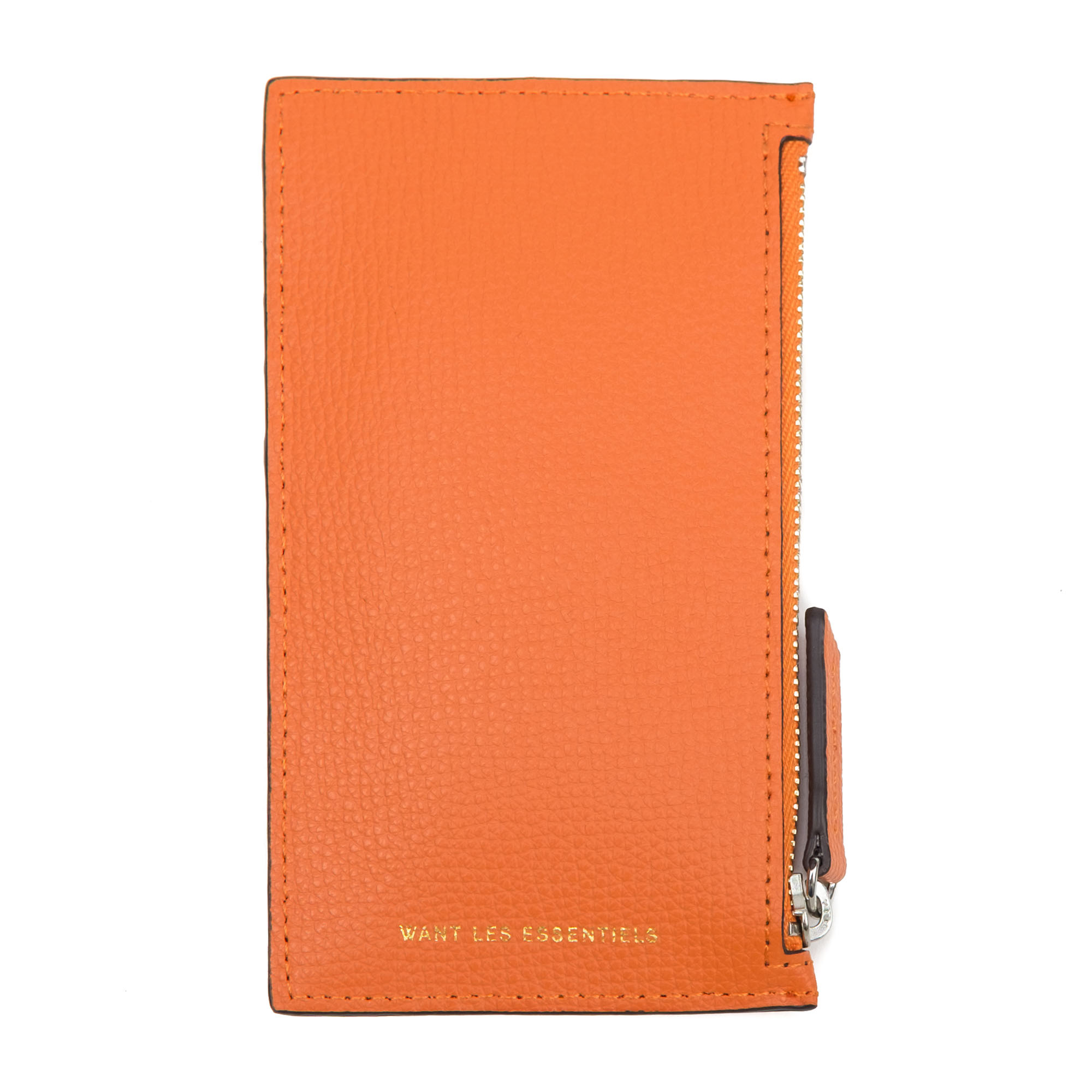 WANT Les Essentiels Adano Zipped Cardholder - Sunset grain