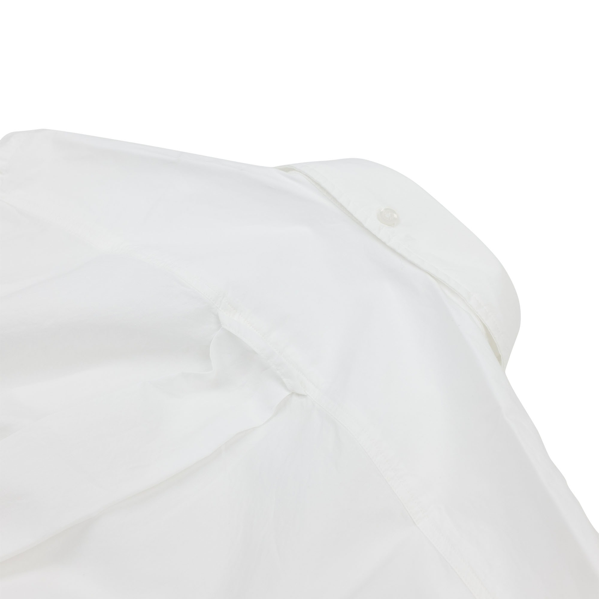 Filippa K Ben Washed Poplin Shirt - White