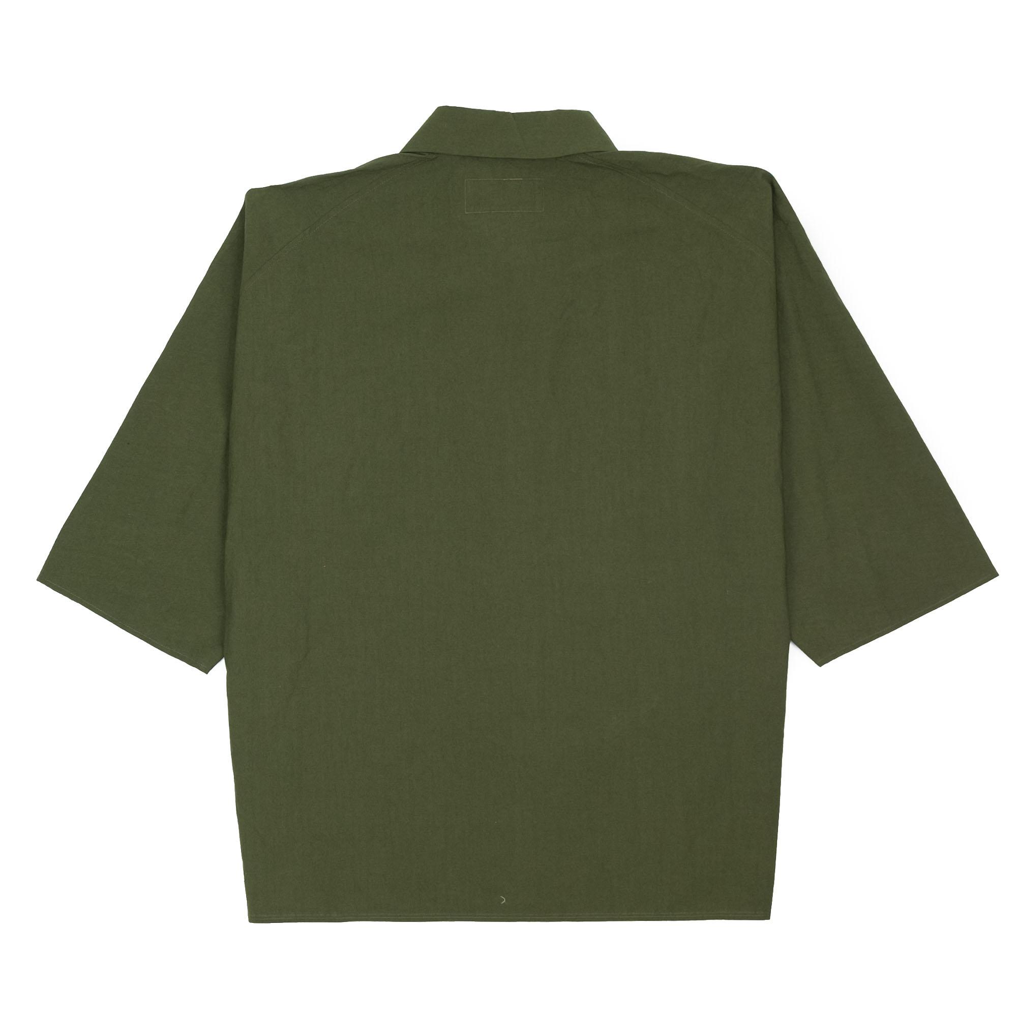 Dolman Sleeve S-S Shirt Khaki 9