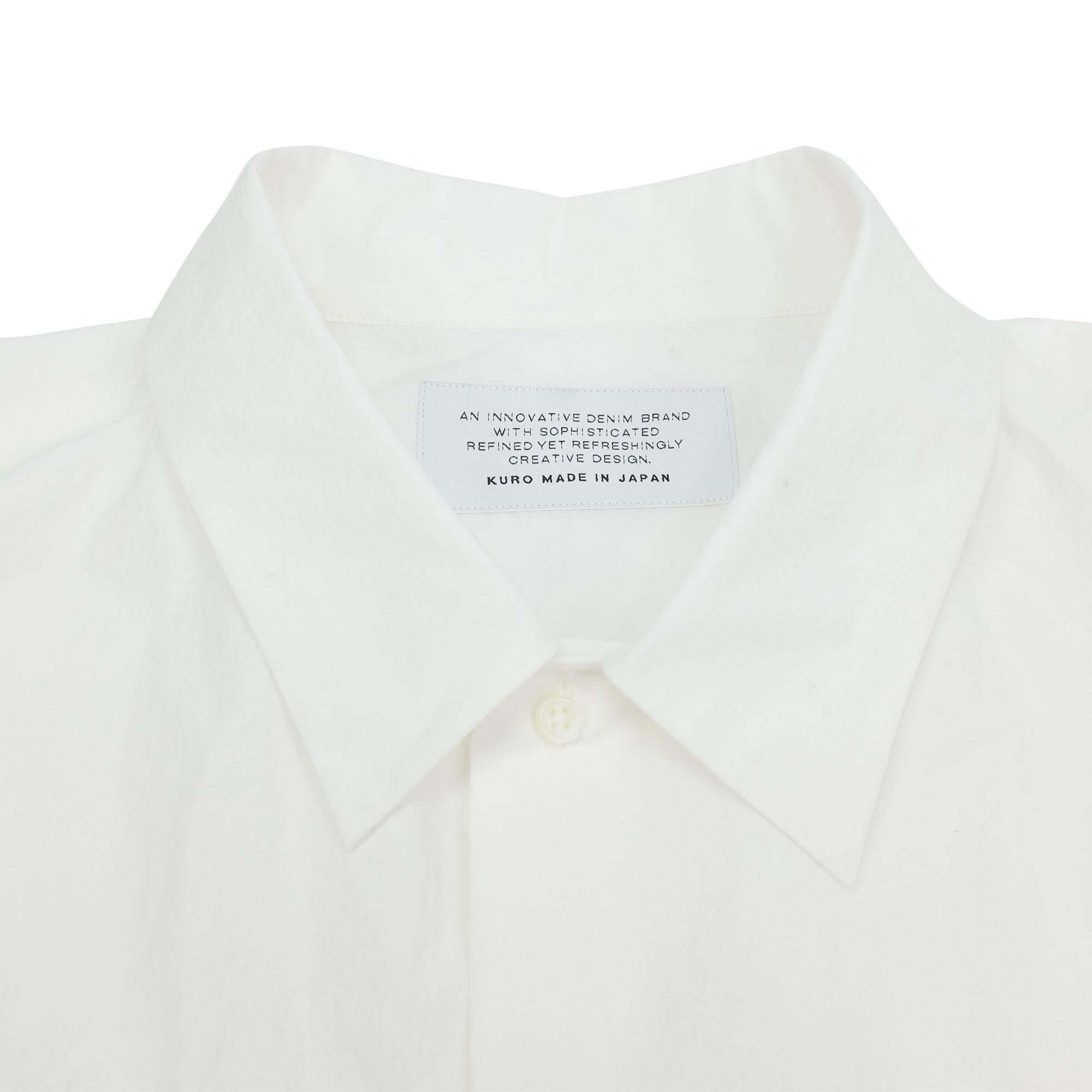 Dolman Sleeve S-S Shirt Off White 5