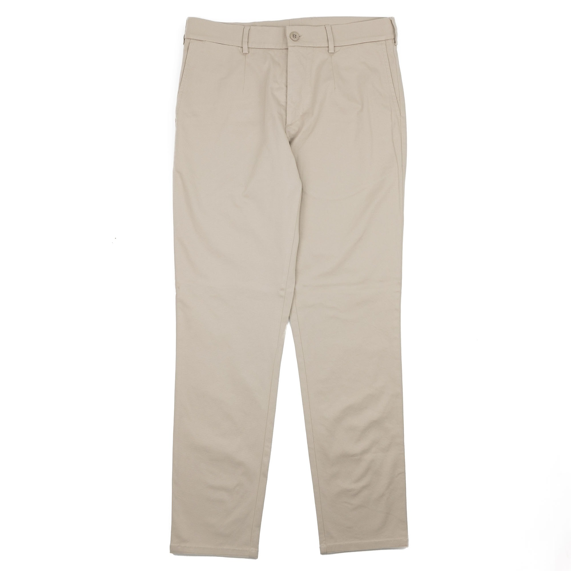 Penn Cotton Twill Chino Khaki 1