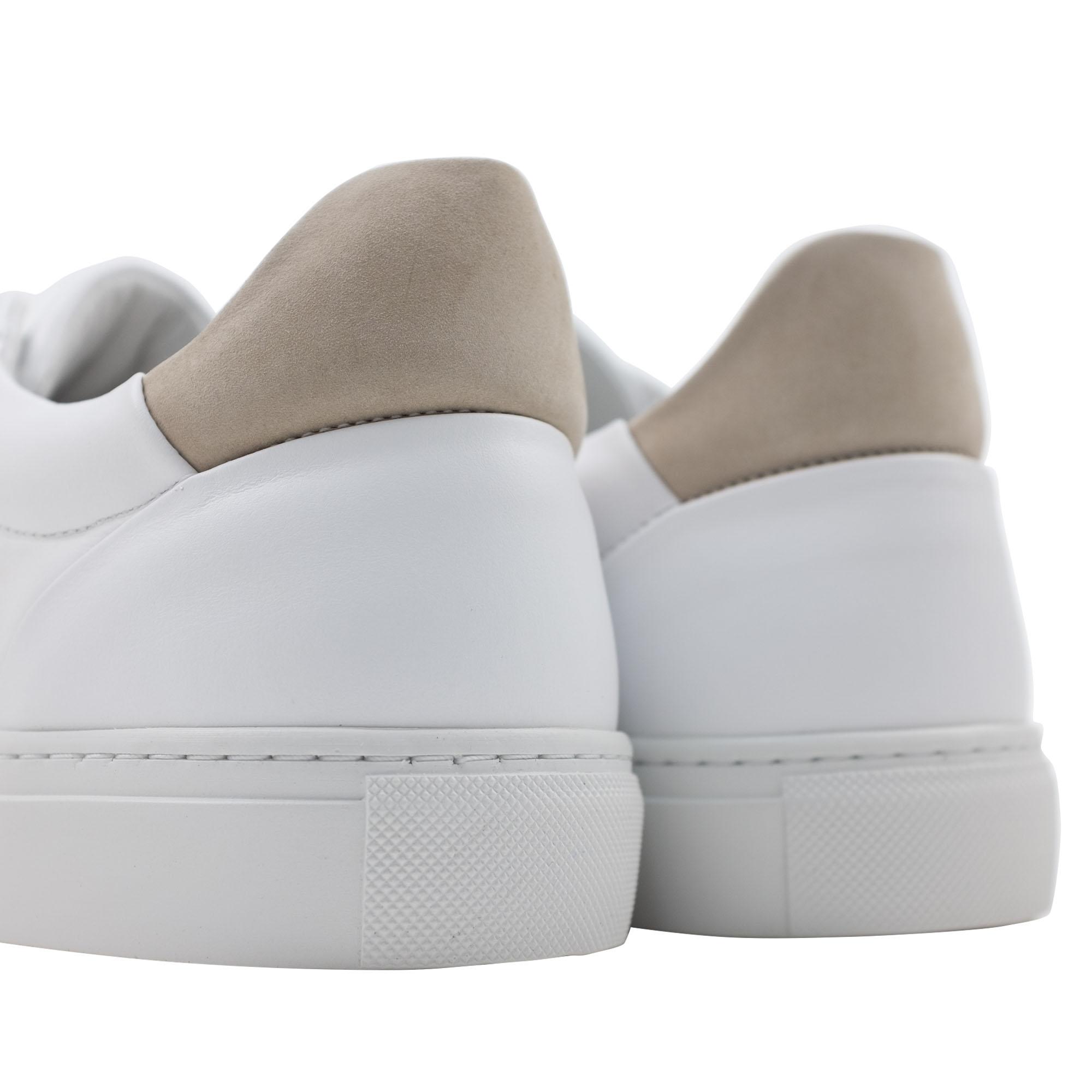 Mix K Filippa Low Robert Sneaker White FKJ1c3Tl