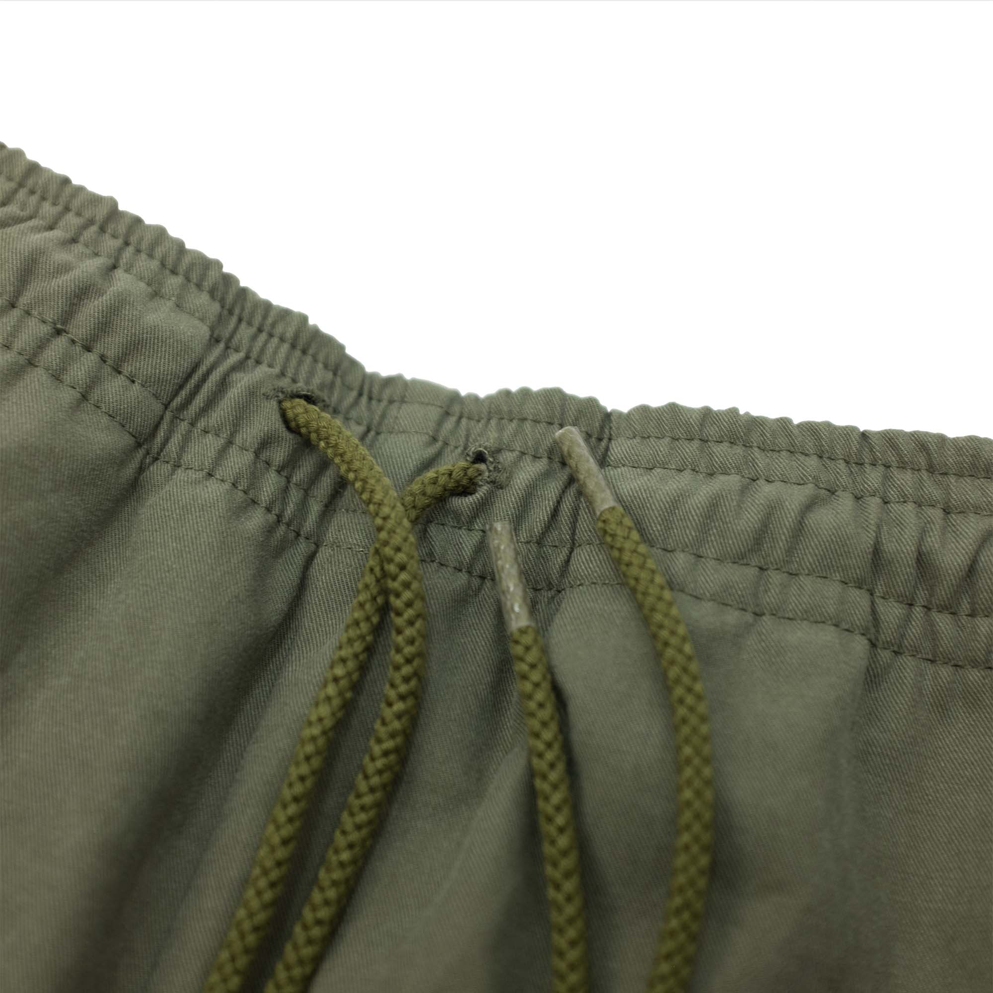 Sulfur Dyed Nidom Training Shorts Khaki 6