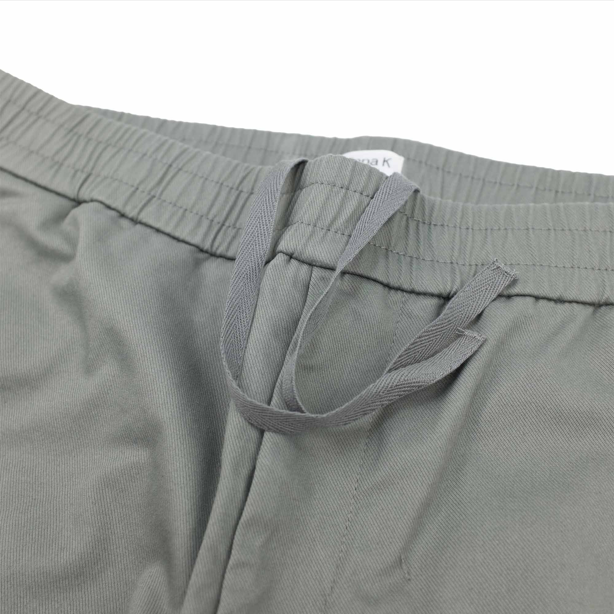 Filippa K Terry Cotton Twill Shorts - Platoon