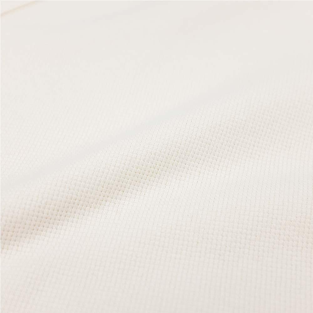 Kuro Kanoko Big Pocket Tee - Off White