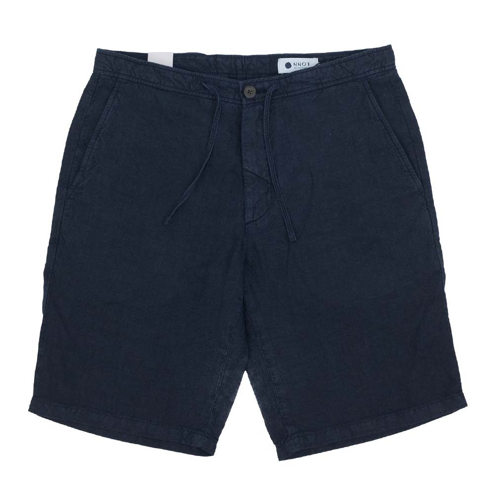 NN07 Copenhagen Shorts 1235 - Navy Blue