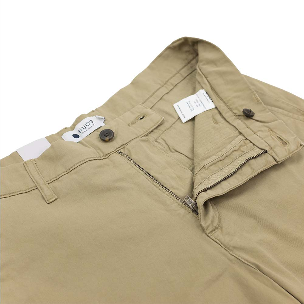 NN07 Crown Shorts 1004 - Khaki