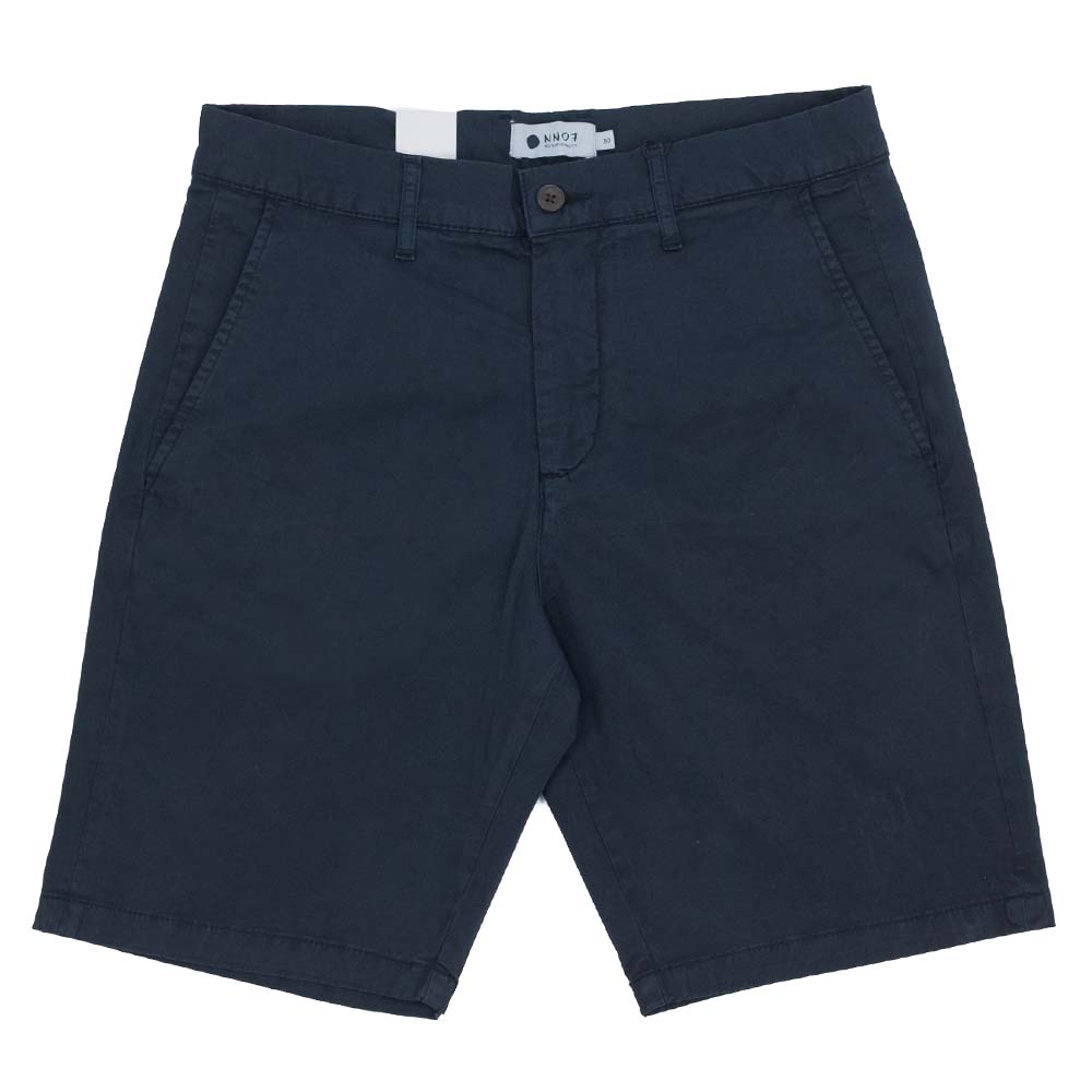 NN07 Crown Shorts 1004 - Navy Blue