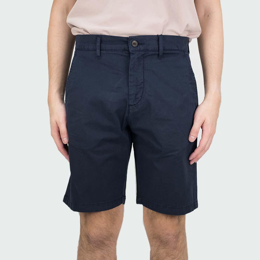 NN07 Crown Shorts 1004 - Navy Blue
