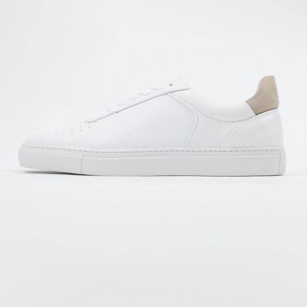 Filippa K Robert Low Mix Sneaker White