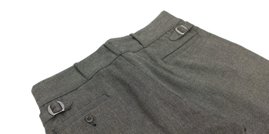 Stevenson Wool Trousers blog