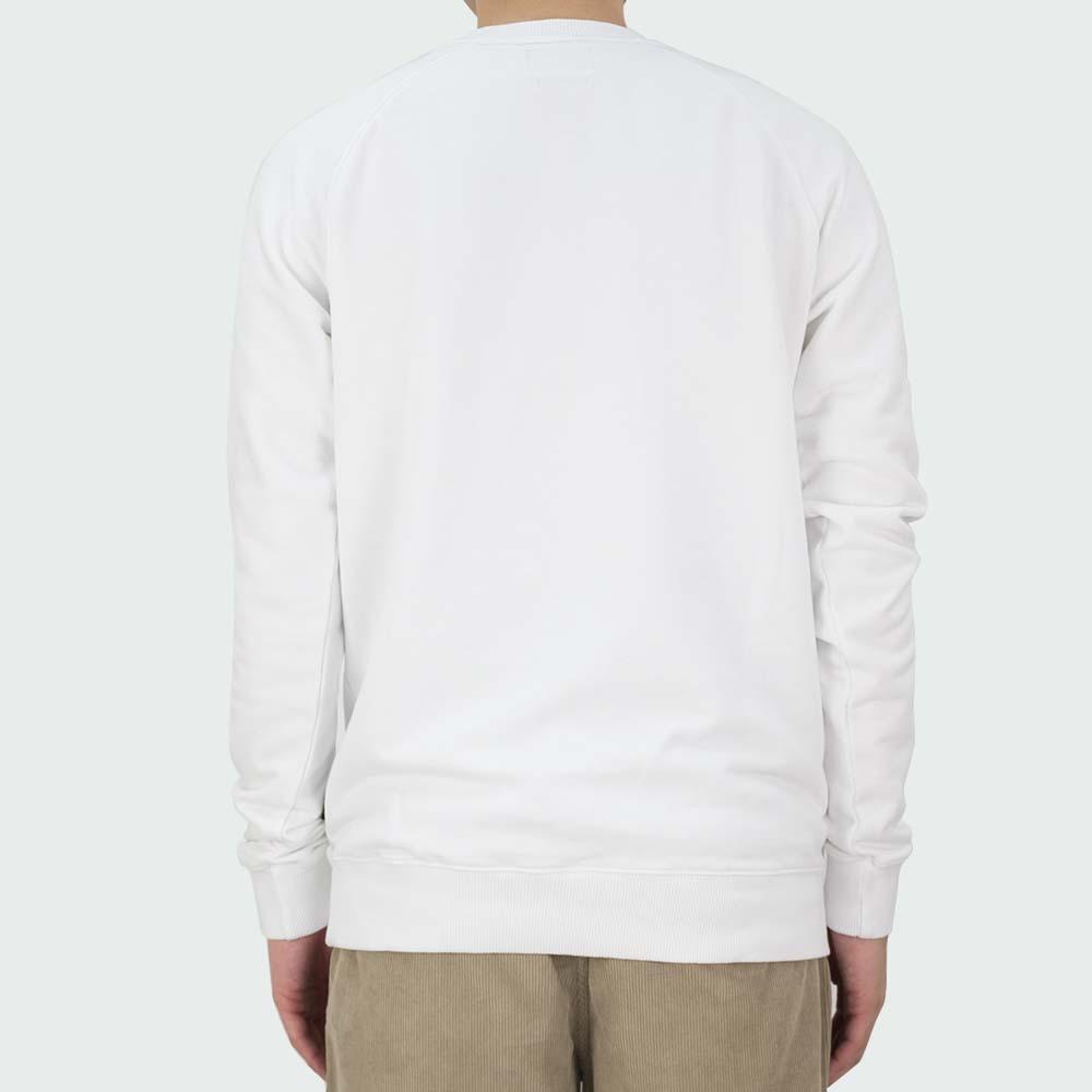 forét Bait Sweatshirt - White