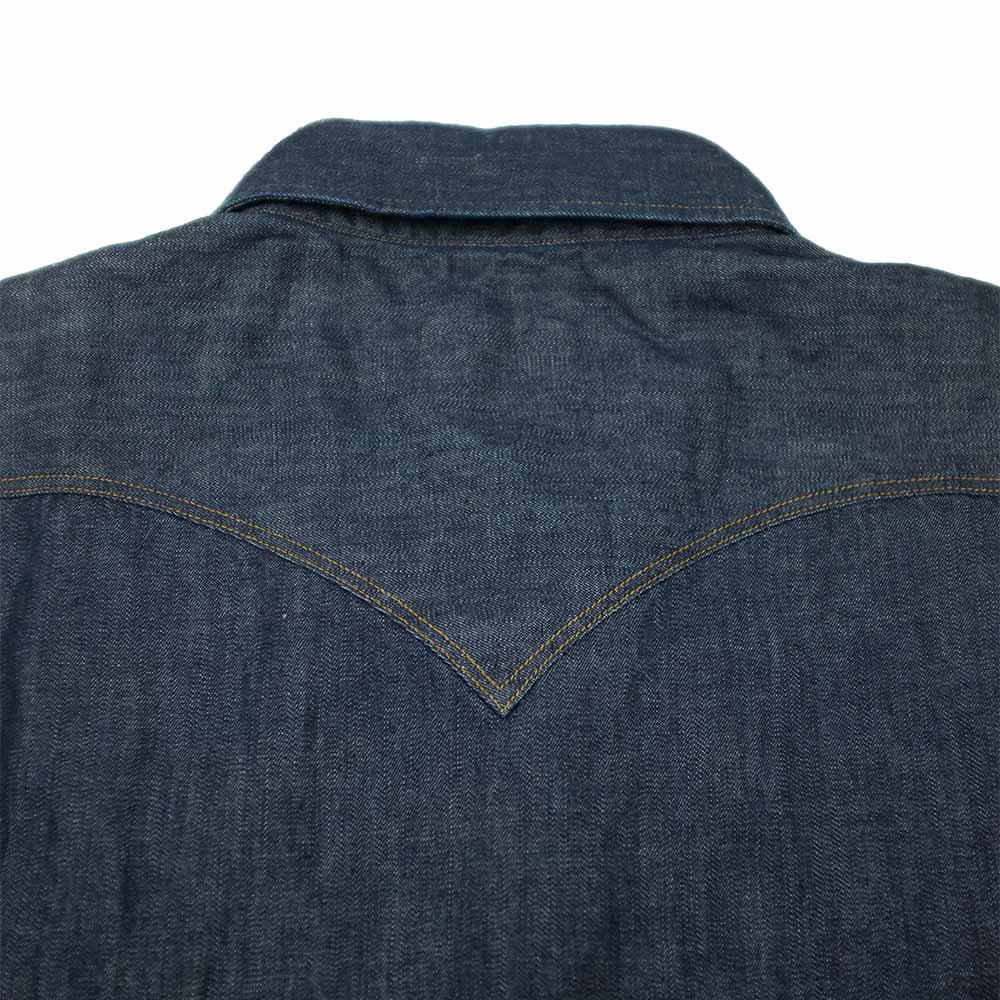 Stevenson Overall Co. Cody Shirt - Indigo 7