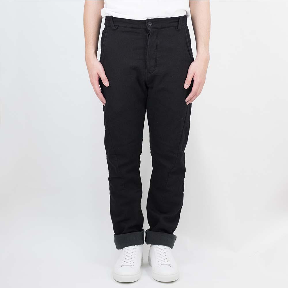 Stevenson Overall Co. Messenger Trousers - Black 2