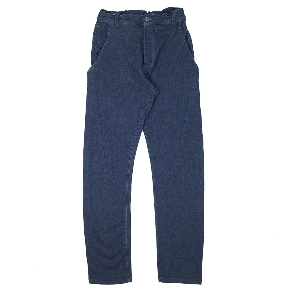 Stevenson Overall Co. Messenger Trousers - Indigo 1