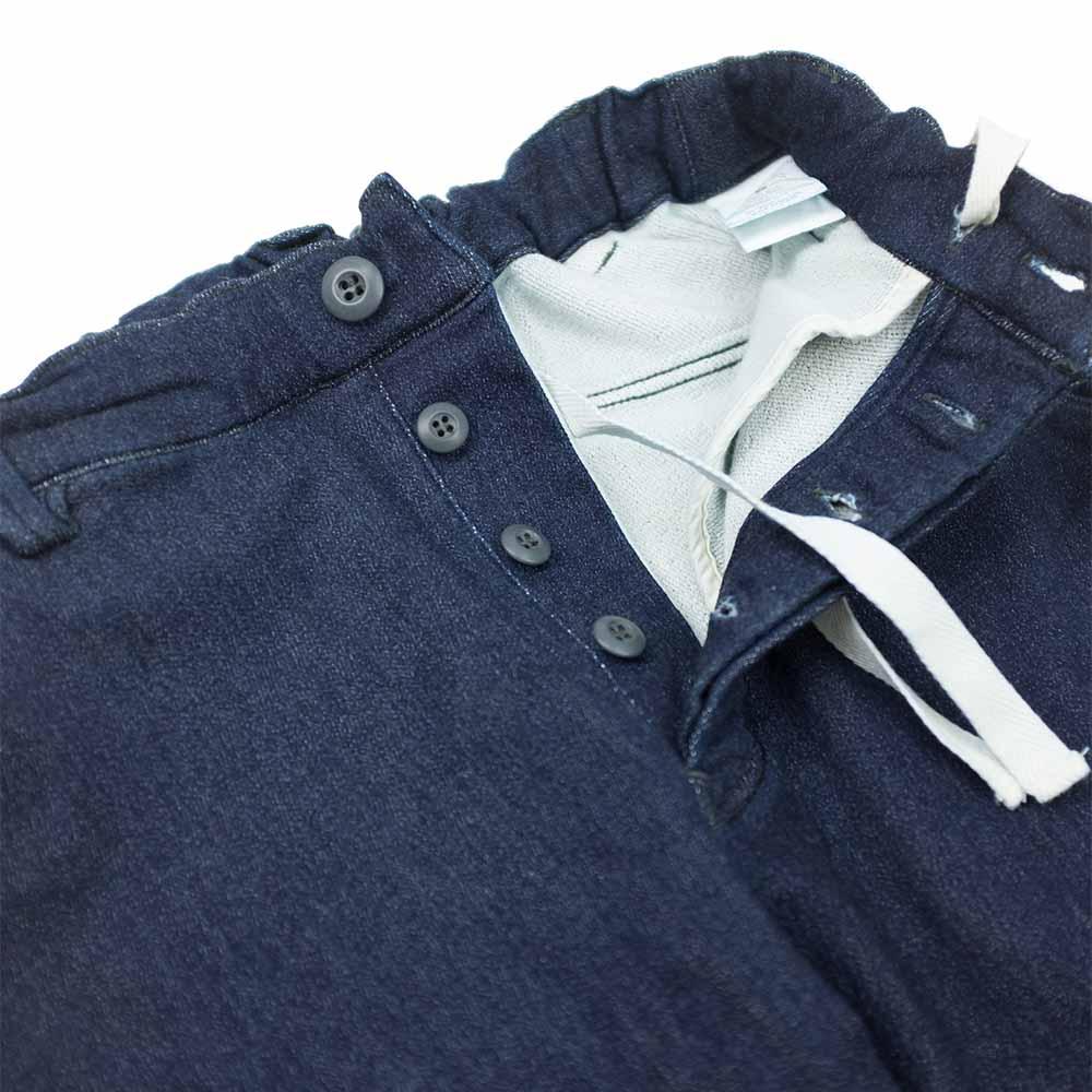 Stevenson Overall Co. Messenger Trousers - Indigo 4