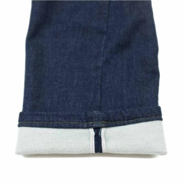 Stevenson Overall Co. Messenger Trousers - Indigo 8