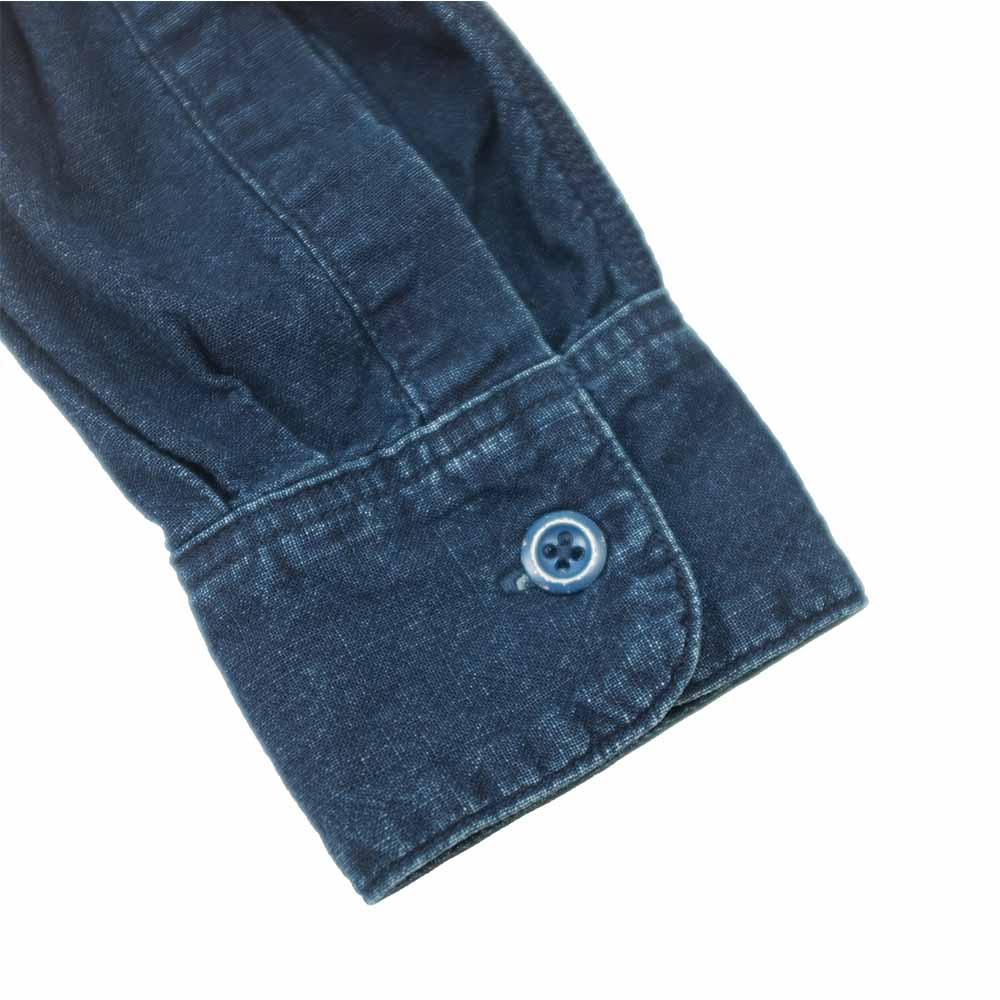 Stevenson Overall Co. Smith Shirt - Indigo 7