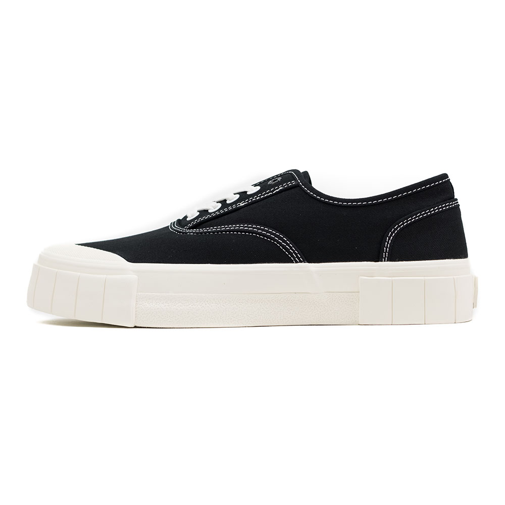 Good News Bagger 2 Low Sneaker - Black