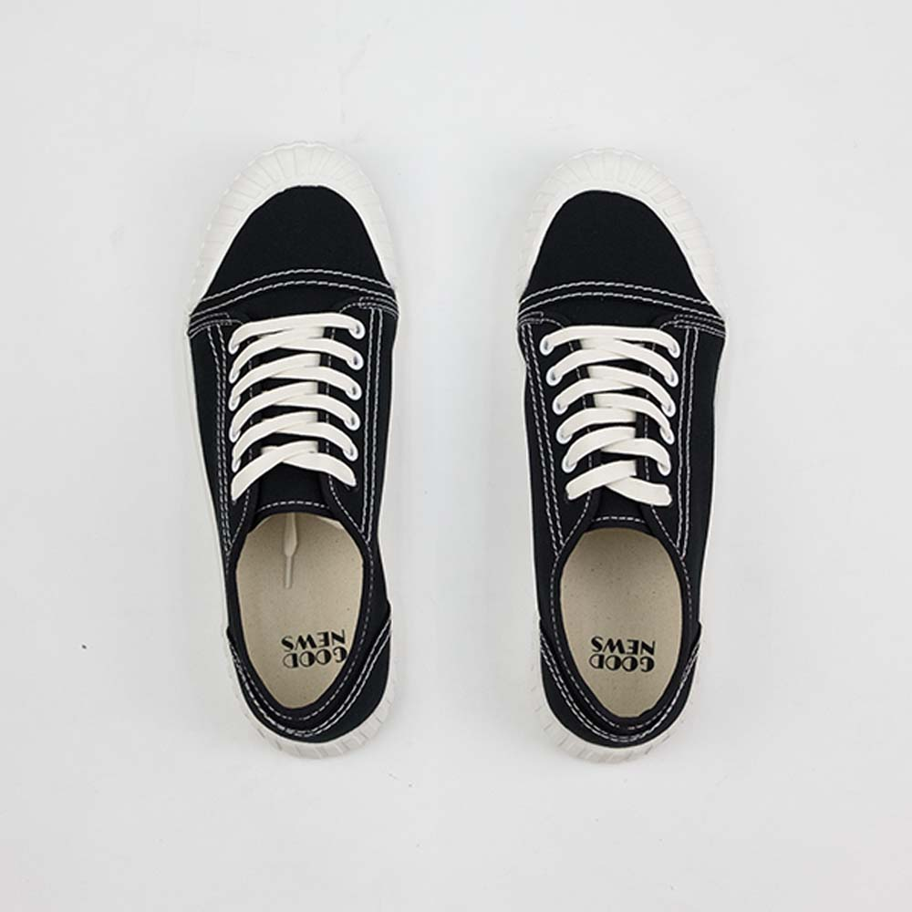 Good News Bagger Low Sneaker - Black
