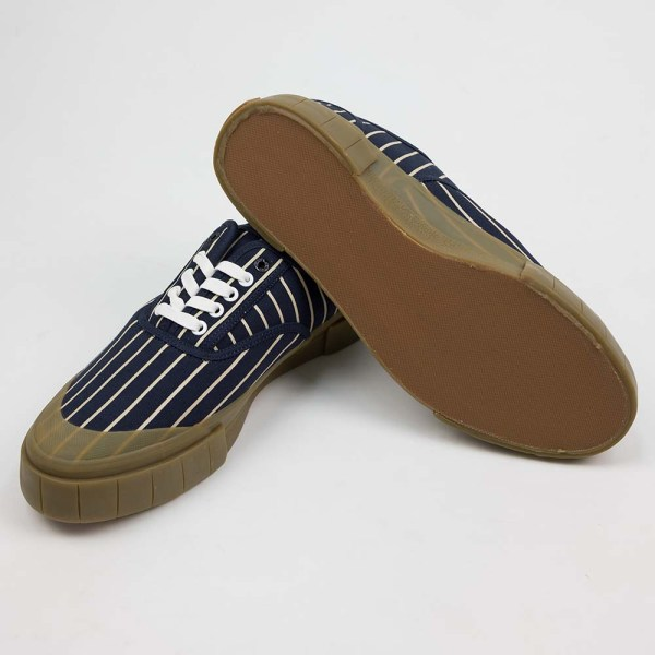 Good News Hurler 2 Low Sneaker - Navy Brown
