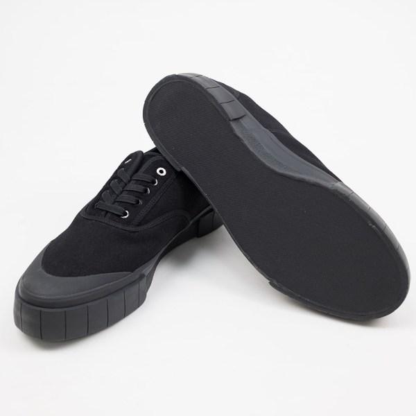 Good News Softball 2 Low Sneaker- Black 3